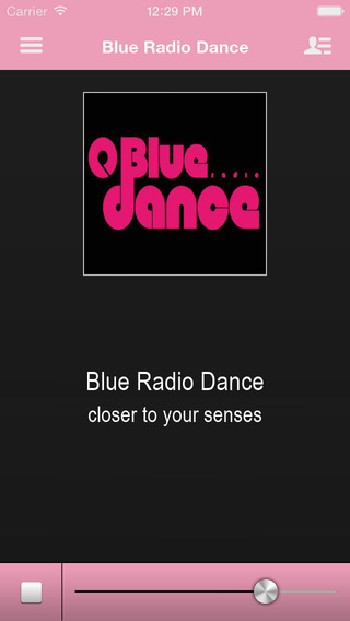 Blue Radio Dance