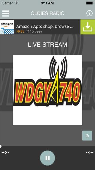 WDGY Oldies Radio