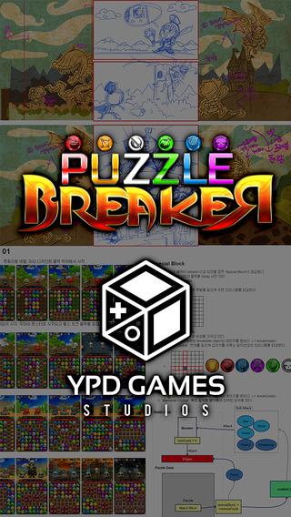 Puzzle Breaker : Hero of Fantasy Saga
