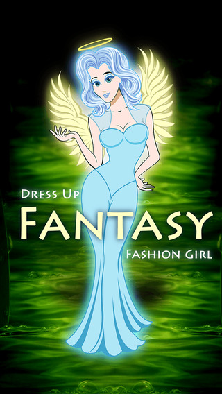 Dress Up Fantasy Fashion Girl Pro - cool girly makeover dressing game