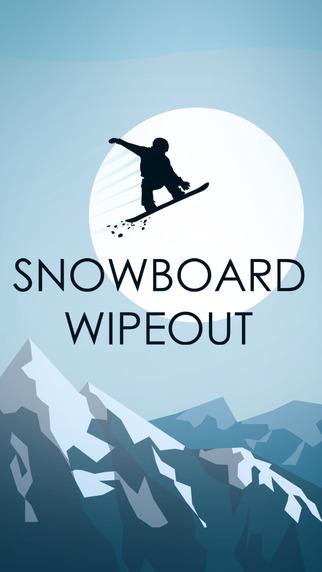 Snowboard Wipeout