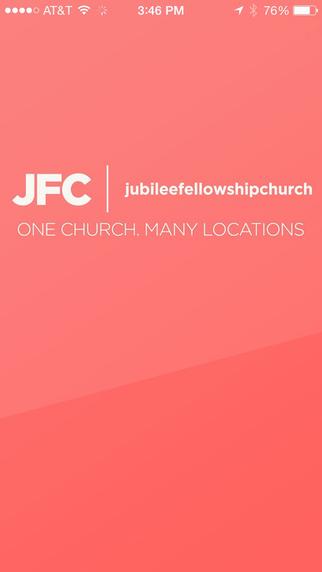 JFC Jubilee Fellowship Church App