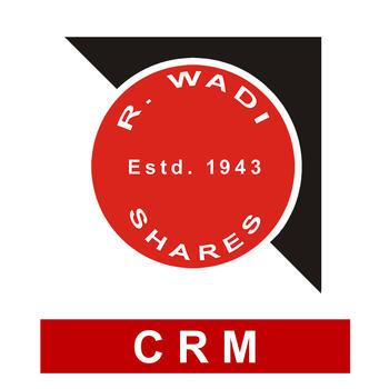 R. Wadiwala CRM LOGO-APP點子