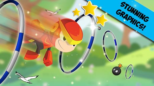 Mighty Stunts - Mega Man Version