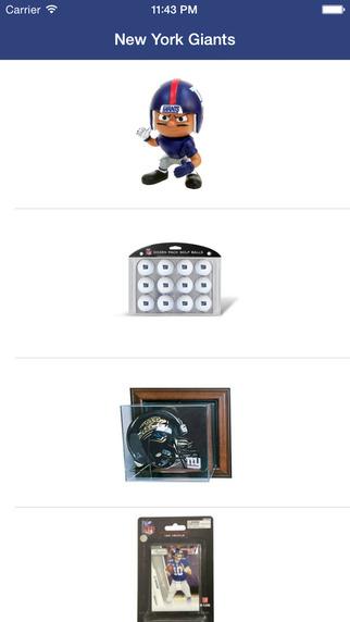 FanGear for New York Football - Shop Giants Apparel Accessories Memorabilia