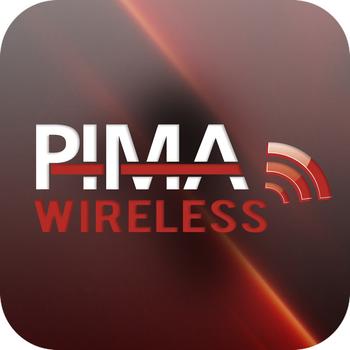 PIMA Wireless Visual Verification Alarm Systems LOGO-APP點子