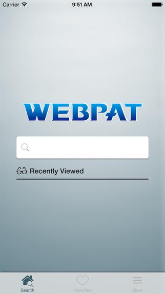WEBPAT