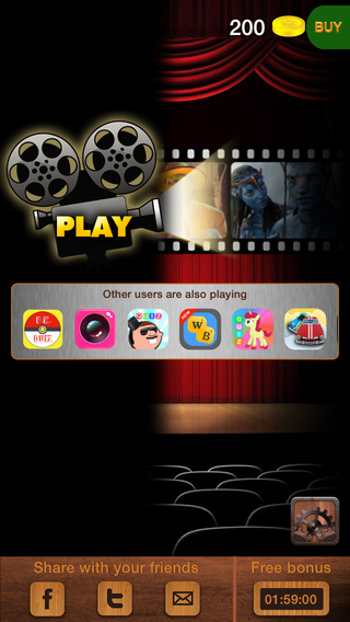 Movies Quiz 2 : the film guess movie trivia game