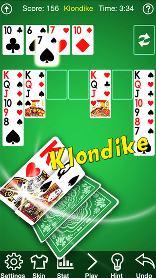 Klondike Solitaire Pro - Patience Card Blitz Games