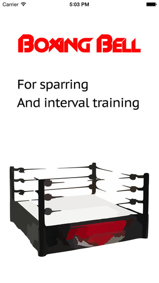 Boxing Timer for Sparring and Interval Training