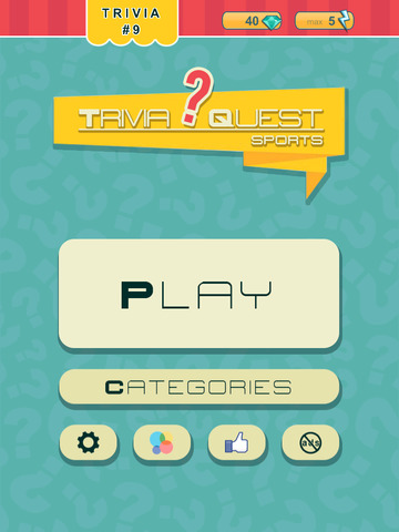 Trivia Quest™ Sports - trivia questions screenshot