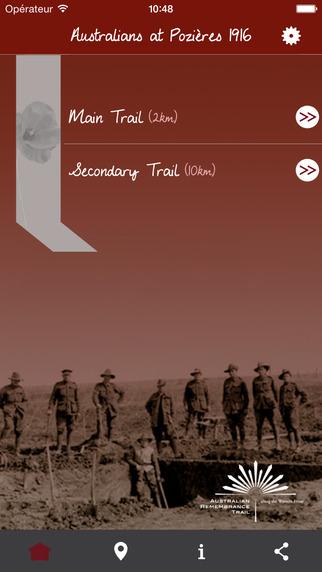 玩免費旅遊APP|下載Australians at Pozières 1916 app不用錢|硬是要APP