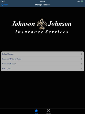 Johnson Johnson Insurance HD