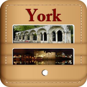 York Offline Travel Guide 交通運輸 App LOGO-APP開箱王