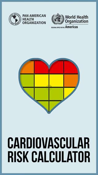 PAHO WHO Cardiovascular Risk Calculator