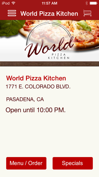 World Pizza Kitchen