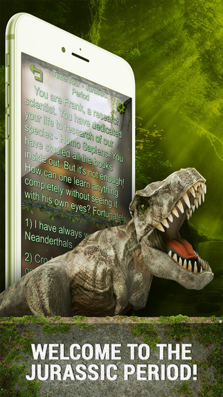 Time Tour - Jurassic Period Deluxe