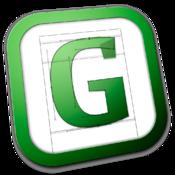 字体修改创建工具 Glyphs