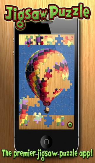 Amazing Jigsaw Mad Puzzle Game