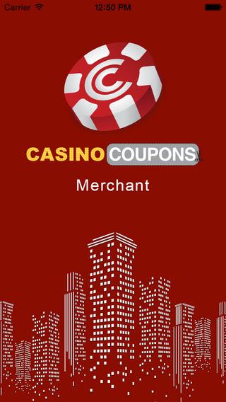 Casino Coupons Merchant