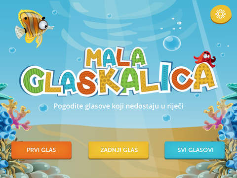 ICT-AAC Mala glaskalica