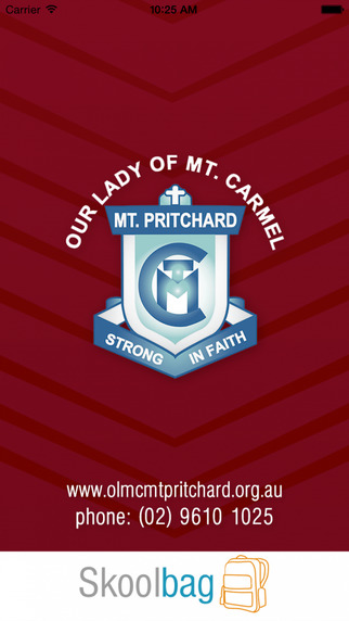 Our Lady of Mt Carmel Mt Pritchard - Skoolbag