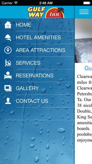 Gulfway Inn Clear Water