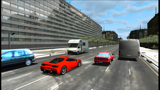 Traffic Mania Racing