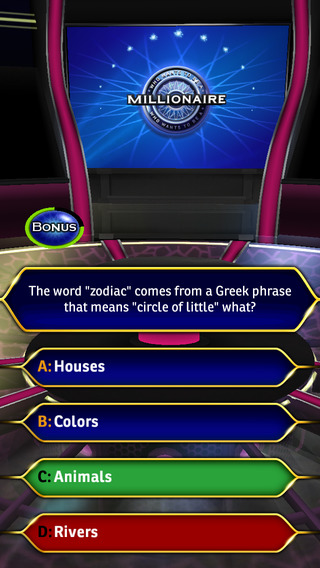 Who Wants To Be A Millionaire Friends