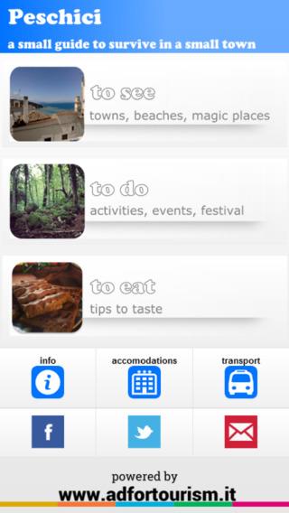 Peschici Travel Guide