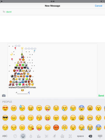 Emoji Keyboard Extra - Adult Emojis Icons & New Emoticons Art Fonts For Texting Free screenshot