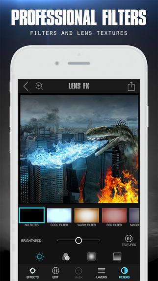 LensFX Epic Photo Effects - 特效照片[iOS]丨反斗限免