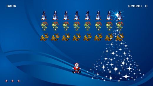 Santa Invaders