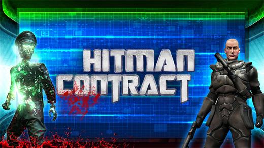 Contract Hitman 3D - Frontline Zombie Assault Sniper FPS Game