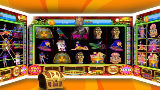 Fortune Gambling Slot Machine