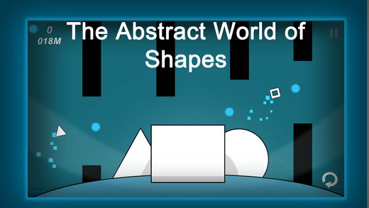Abstract World of Shapes