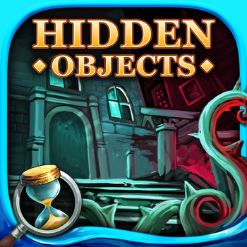 Hidden Objects - Sunken City LOGO-APP點子