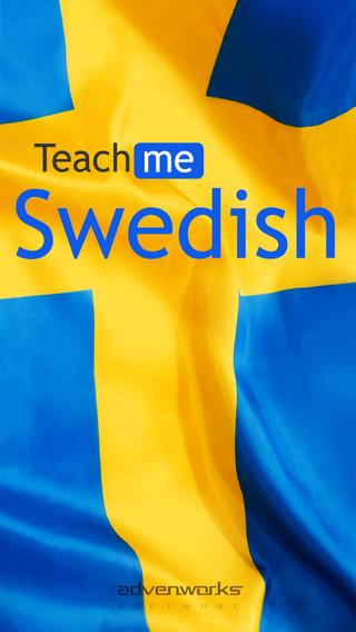 【免費教育App】Teach Me Swedish-APP點子