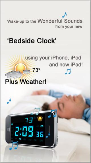 Best Alarm Clock FREE iPhone Screenshot 1