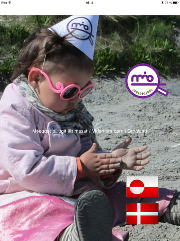 MIO - meeqqat inuusuttullu pillugit ilisimasat viden om børn og unge i Grønland