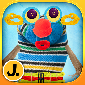 Puppet Workshop - Creativity App for Kids - Free LOGO-APP點子