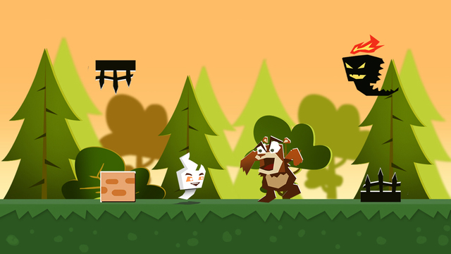 Hollow Adventure - Twisty Fun Strategy Game