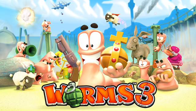 Team17′s Worms iOS games on anniversary sale for $0.99 each on the App Store (via @appadvice)