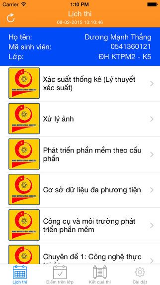 Haui Students
