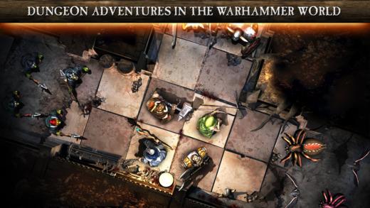 Warhammer Quest - 战锤任务[iOS]丨反斗限免