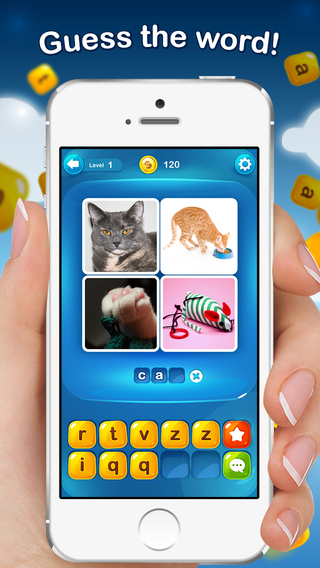 Pics and Words - New Photo Quiz Game