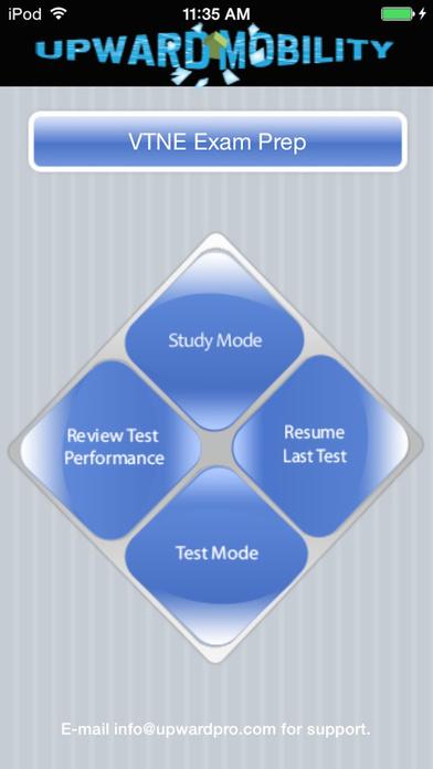 VTNE Exam Prep / Veterinary Technician Training iPhone Screenshot 1