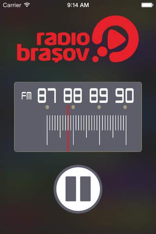 Radio Brasov screenshot 2