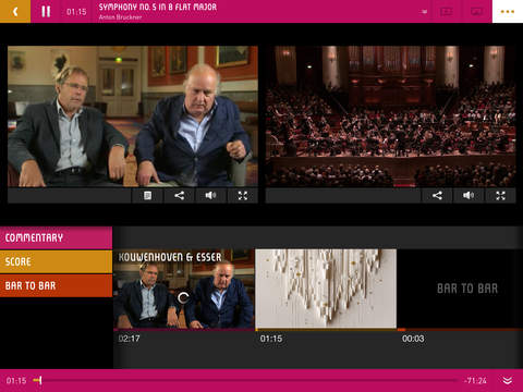 RCO Live iPad Screenshot 2