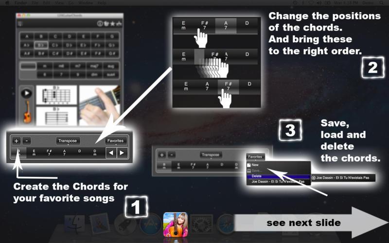 120GuitarChords Screenshot - 2